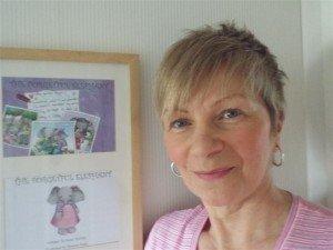 Irene Mackay explaining dementia to young children
