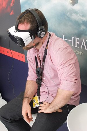 3d goggles at cannes film festival