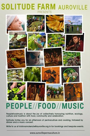 people food music by krishna mckenzie